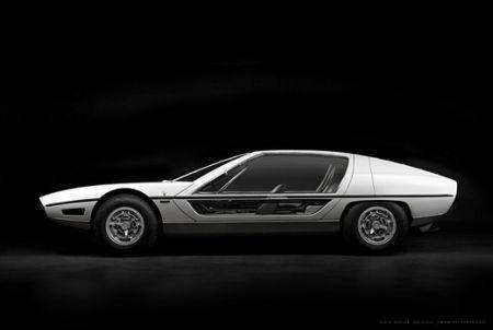 Продан единичный экземпляр Lamborghini Marzal 1967 года (28 фото + 2 видео)
