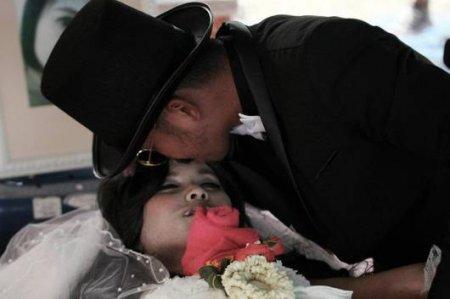 После свадьбы смерть
