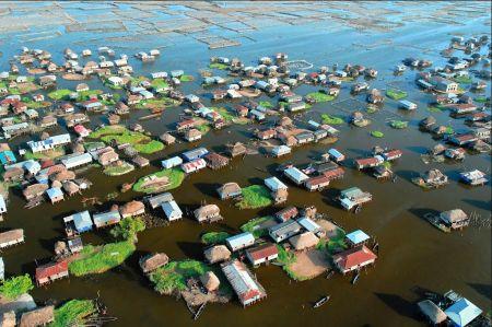 Водный город Ганвье (107 фото + 4 видео)