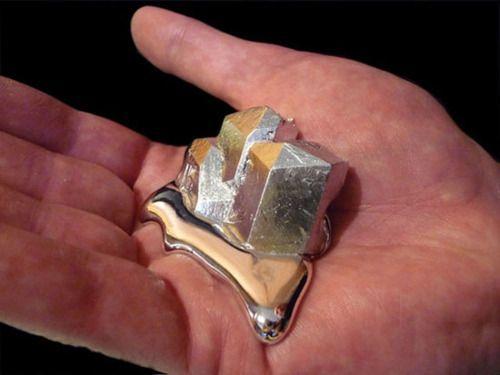 Интересный металл Галлий (3 фото + 3 видео)