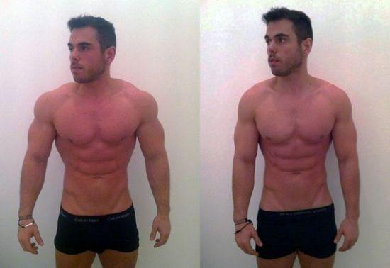 Похудеть за 24 часа (3 фото)