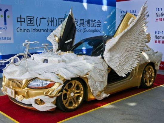 Китайский тюнинг BMW Z4 (10 фото)