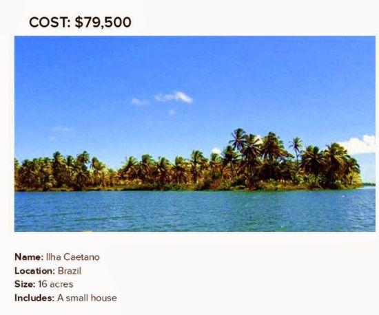 Купить личный остров (29 фото)