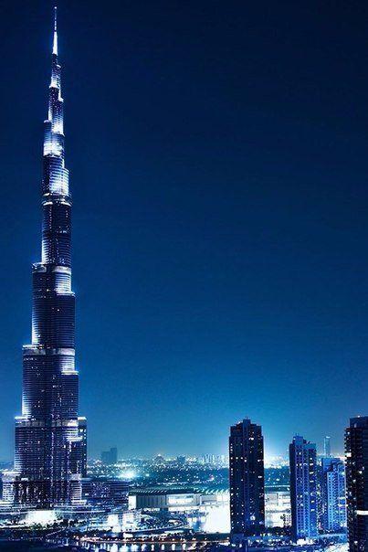 Интересные фотографии Дубая (6 фото)