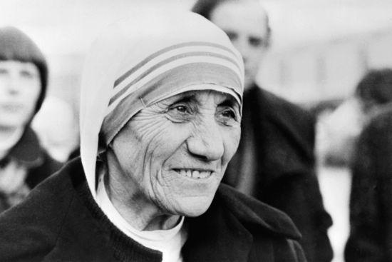 Цитаты: Мать Тереза