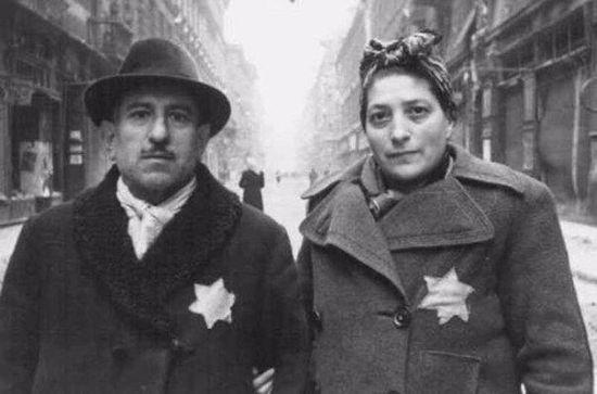 Защита евреев в Дании во времена второй мировой войы