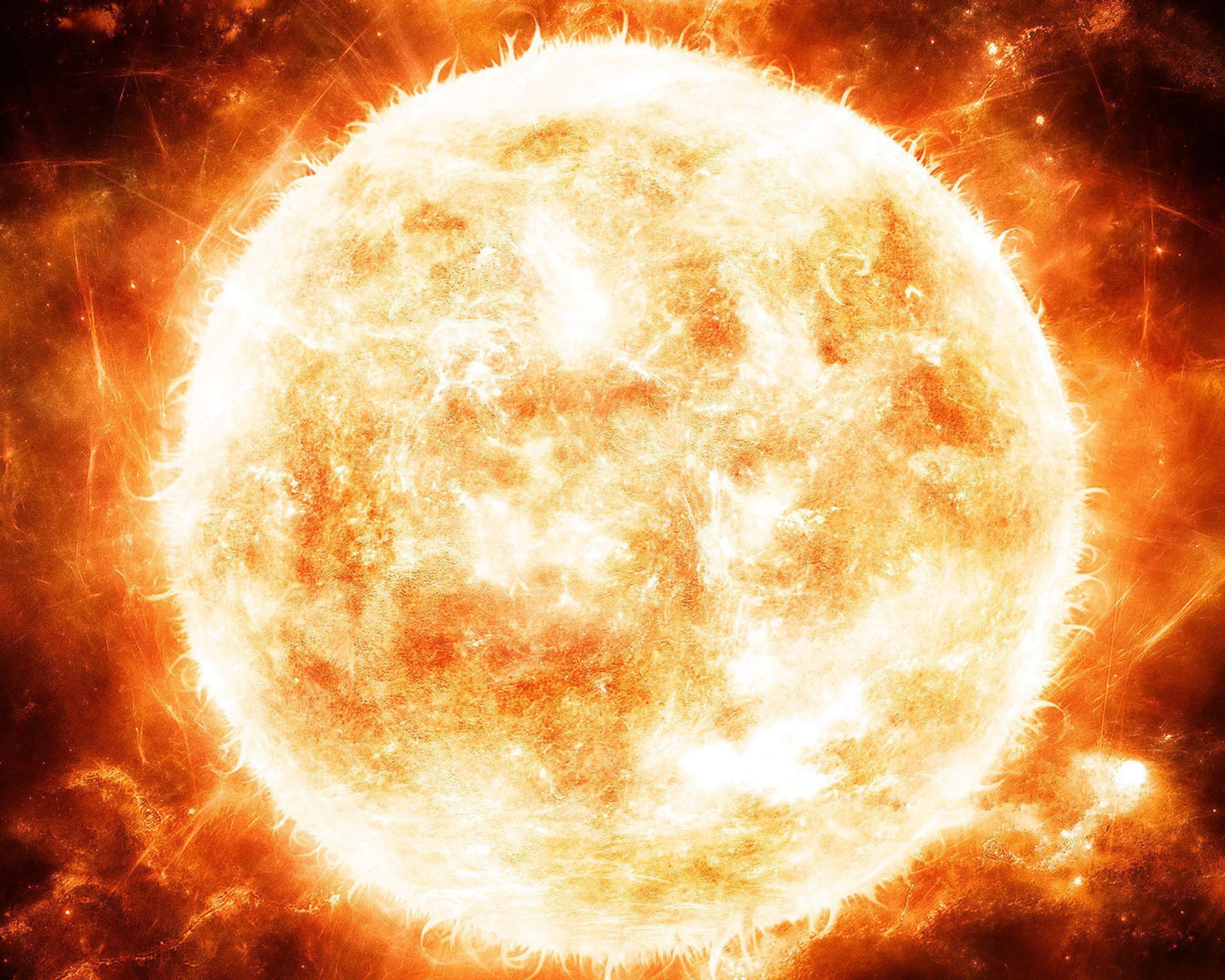 Можно сдвинуть солнце?