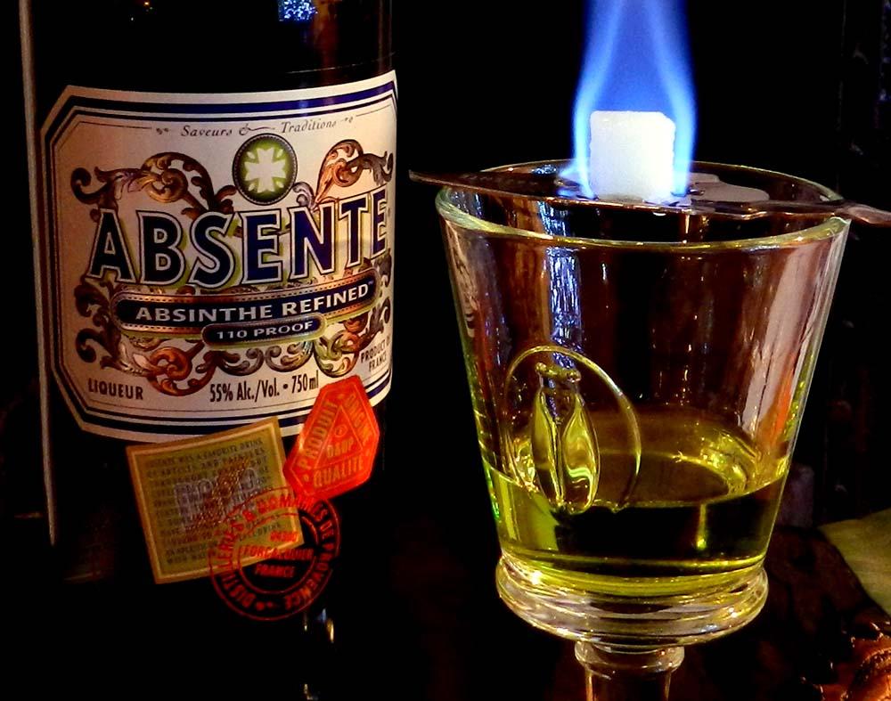 Как пить абсент в домашних условиях Сколько градусов в напитке
